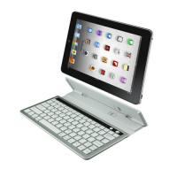 Unique iPad Bluetooth Keyboard , Computer Wireless Keyboards 200mAh for Ipad 2 / Mini Manufactures