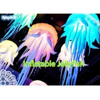 3m Led Inflatable Jellyfish for Wedding and Concert Decoration Manufactures