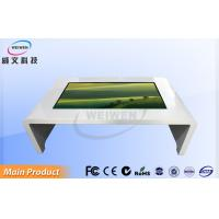 "Indoor 46"" IR 4 Points Touch Interactive Multi Touch Table With Wifi Function Manufactures"