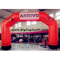 Hight Quality Inflatable Advertising Arch, Inflatable Entrance for Sale Manufactures