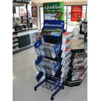 Buy cheap new design display racks flower from wholesalers