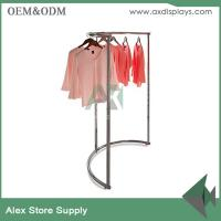 Clothing display ideas cabinet rack clothes rack women store clothing plus size shop decoration Manufactures