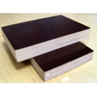 Quality China hot sale black brown red film faced plywood prices construction plywood for sale
