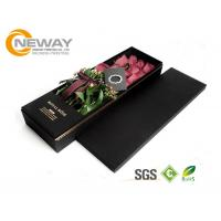 China Flower Gift Box Craft Kraft Brown Cardboard Square Floral Packaging Boxes for Rose on sale