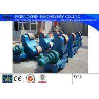 Long Seam Welding Rotators , 80t Welding Turning Roll Manufactures