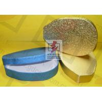 Cosmetics Cardboard Gift Boxes / Gift Packaging Boxes For Facil Mask
