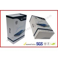 Embossing / UV Coating Rigid Gift Packing Boxes collapsible Rectangle , size customized Manufactures