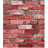 Buy cheap 3D Popular Brick Pattern Classic Style Vinyl Removable Wallpaper from wholesalers