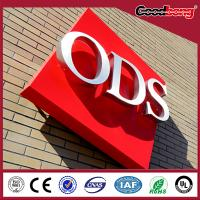 China Waterproof Outdoor 3D Acrylic Letter Sign on sale