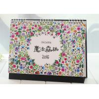 custom design for paper calender for office supplies and home furniture accessories Manufactures