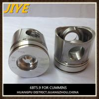 cummins diesel engine parts ylinder piston for 6BT5.9 4025339 3957795 piston with pin Manufactures
