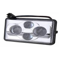 Integrated Dual Beam LED Headlights For Motorcycles / Heavy duty Truck Manufactures