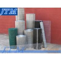 [DingZhou factory sell] Reinforced galvanized,balck&PVC coated welded wire mesh Manufactures