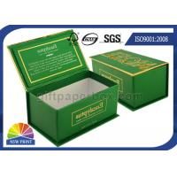 China Diamond Decorated Hinged Lid Rigid Cardboard Box Luxury Design Soap Gift Boxes on sale