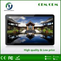 China Wireless Wifi Android Touch Screen Wall Mounted Digital Signage for Advertising on sale