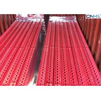 China Reusable Concrete Formwork Accessories Steel Waler Beam Weld / Casting Process on sale