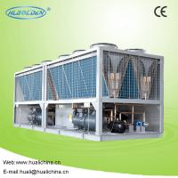 China Air To Water Heat Pump Air Cooled Water Chiller Unit 379 KW - 675 KW wholesale