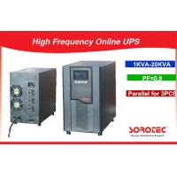 Backup power,1kva/0.9kw High Frequency UPS Support Maxium 3units for Parallel Working Manufactures