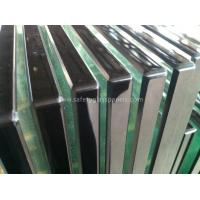 Heat Strengthened 10mm PVB Laminated Glass Interior Doors Safety Glass Film Manufactures
