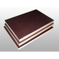 Hot sale poplar core cheap film faced plywood for construction laminated marine plywood prices Manufactures