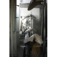 China High Efficiency Motorbike / Motorcycle Assembly Line Production System Spray Paint Booth on sale