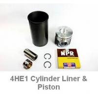 ISUZU Diesel Engine 4HE1 6HE1 4H1T 6HE1T Piston Ring Set 8-97166-992-0 8-94396-840-0 8-971 Manufactures
