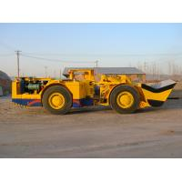 Hydraulic Diesel LHD Underground Haul Truck Loader For Transporting Excavated Rock ACY-2 Manufactures