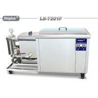 Limplus Custom Ultrasonic Cleaner Industrial With Heater For Turbochargers Parts
