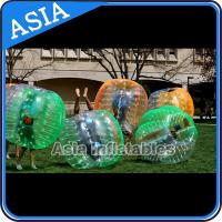 China Mult Color Soccer Bubble, Body Zorbing , Bubble Football For Adult wholesale