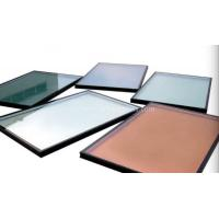 Shower Door Window 6mm / 3mm Tempered Safety Glass Panels  , stair balustrade glass Manufactures