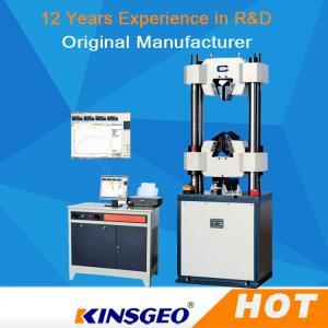 China 1000KN PC Control Universal Testing Machine With Pansonic Servo Motor for Testing Peel Strength wholesale