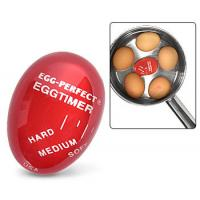 PP Heat Sensitive Colour Changing Egg Timer , Eco Friendly Egg Cooker Timer