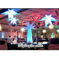 Buy cheap White Special Inflatable Led Light with Blower for Wedding and Trade Show from wholesalers