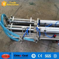 High Quality And Hot Sales Double Heads Piston Liquid Filling Machine Manufactures