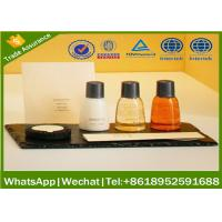 hotel amenities sets, guest amenities, hotel amenity supplier ,hotel amenities supplier with  ISO22716 GMPC Manufactures