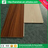 China plastic wood floor interlocking wood flooring pvc u like wholesale