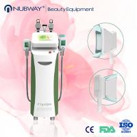 China slim freezer weight loss / freeze fat slimming / 4 handles cryotherapy machine on sale