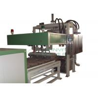 China Full Auto Reciprocating Waste Paper Egg TrayMaking Machine Vacuum Suction Forming on sale