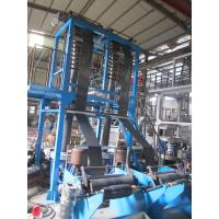 700mm Width LPE Film Blowing Machine Double Head Plastic Blowing Machinery Manufactures