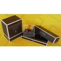 Eco Friendly Wine Decorative Gift Boxes With Lids Uv Coating Manufactures