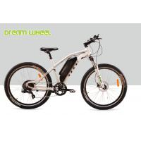 "China 7 Speed Electric Mountain Bikes 36V 350W 27.5"" Aluminum Frame Samsung Battery wholesale"