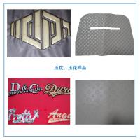 T-shirt /garment embossing machine high frequency pvc fabric embossing machine Manufactures