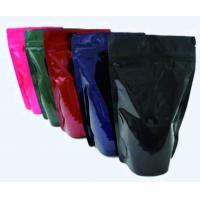 Recycled Food Packaging Stand Up Plastic Bags , Custom Stand Up Pouches For Nutrition Manufactures