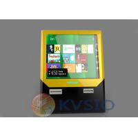 China Automated Touch Screen Check-in Countertop Kiosk for User Friendly wholesale