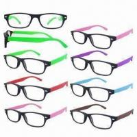 Fashionable Reading Glasses with Soft Touch, Available in Various Colors Manufactures