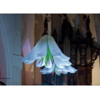 2m White Wedding Decorative Hanging Inflatable Flower for Concert and Stage Decoration Manufactures