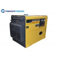 Buy cheap 192FE 7KW 7kva Air Cooled Small Portable Generators With 192 Engine from wholesalers