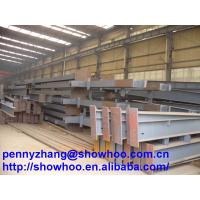 China low cost factory workshop steel building/Steel Structure Workshop with Crane wholesale