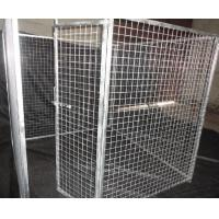 hot dip galvanized Outdoor galvanized chain link extra large dog cage Manufactures