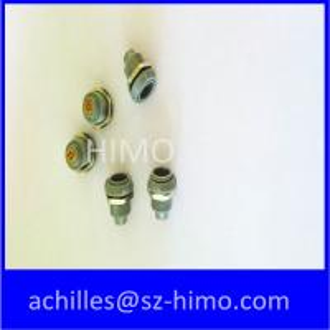 4 pin 1P series plastic female receptacle PKG Manufactures